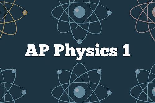 AP Physics 1 Review Course