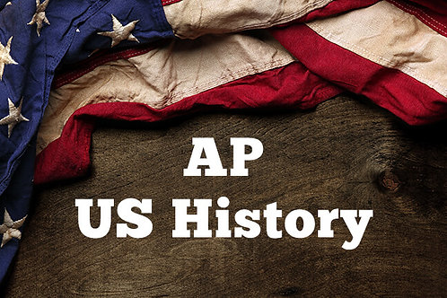 AP US History Review Course