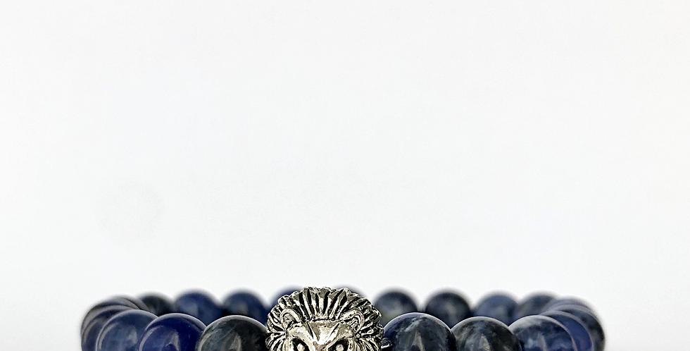 BLUE LION karkötő