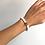 Thumbnail: WHITE SHELL karkötő