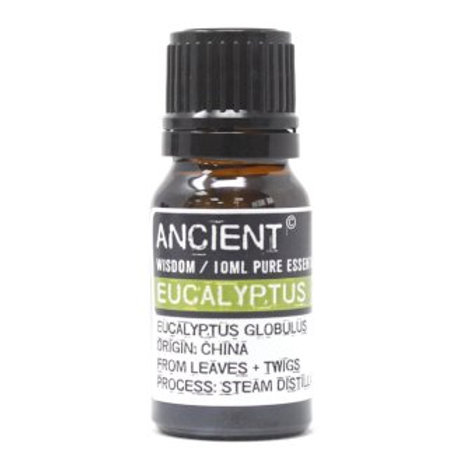 10ml bottle Eucalyptus essential oil