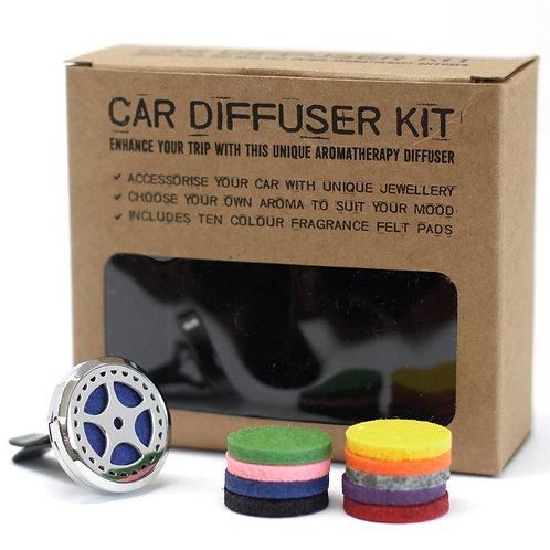 Aromatherapy Car diffuser kit - autowheel