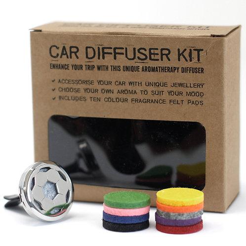 Aromatherapy Car diffuser kit - Football