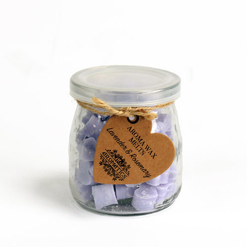 Aromatherapy wax melts - Lavender & Rosemary