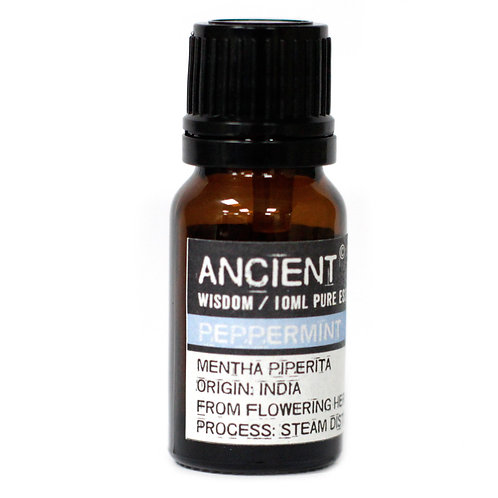 10ml bottle Peppermint essential oil