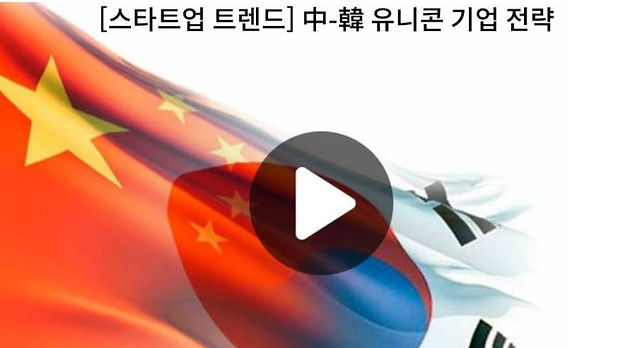 [스타트업 전략 트렌드] 中-韓 유니콘 기업 전략.JPG