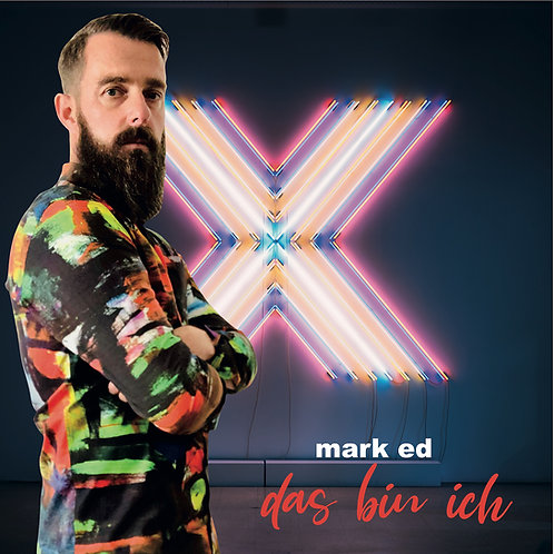 Mark Ed - das bin ich (Single)