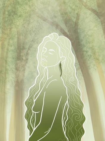 The Maori Woman - The Papatuanuku in all of us
