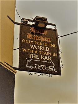 Train Bar (Roscommon)