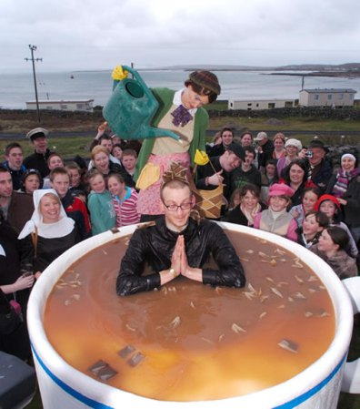 Ted Fest (Aran Islands)