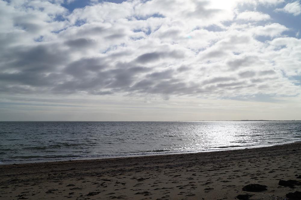 Plage des Sableaux, Ile de Noirmoutier.