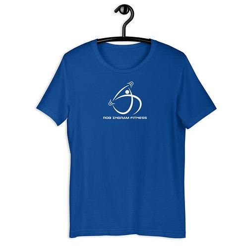Short Sleeve Rob Ingram Fitness T-Shirt