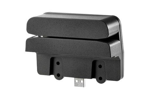 Lector de bandas magnéticas de un cabezal integrado HP