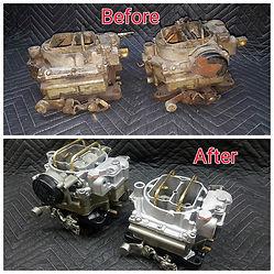 WCFB Carter Carburetor Restoration