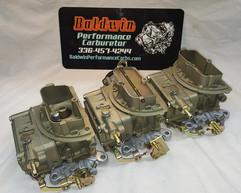 Ford FE 390 Tri Power