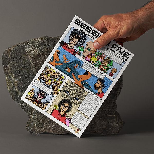 Comic Art_Year 9 outcome_Photographer Fingle Sin.jpg