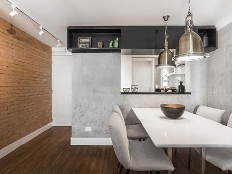 Confira algumas dicas de pintura para deixar apartamentos pequenos mais aconchegantes