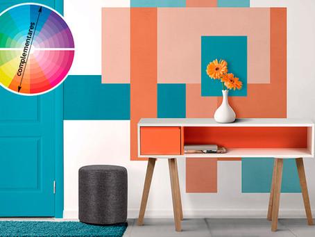 Saiba como usar color blocking na decoração da sua casa