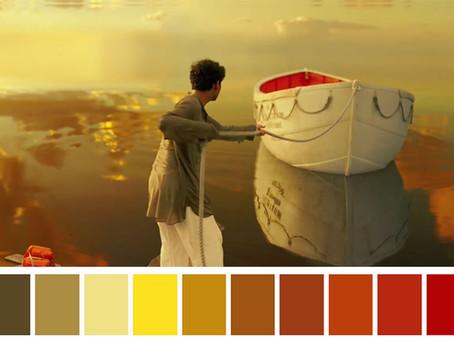 Influência das cores no cinema