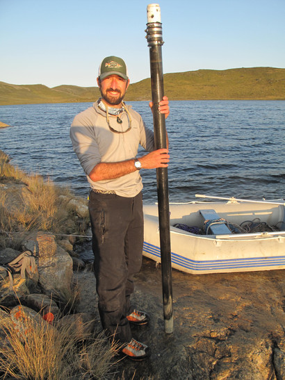 Montana Tech Public Lecture: Reconstructing Holocene Climate from Greenland Lake Sediments