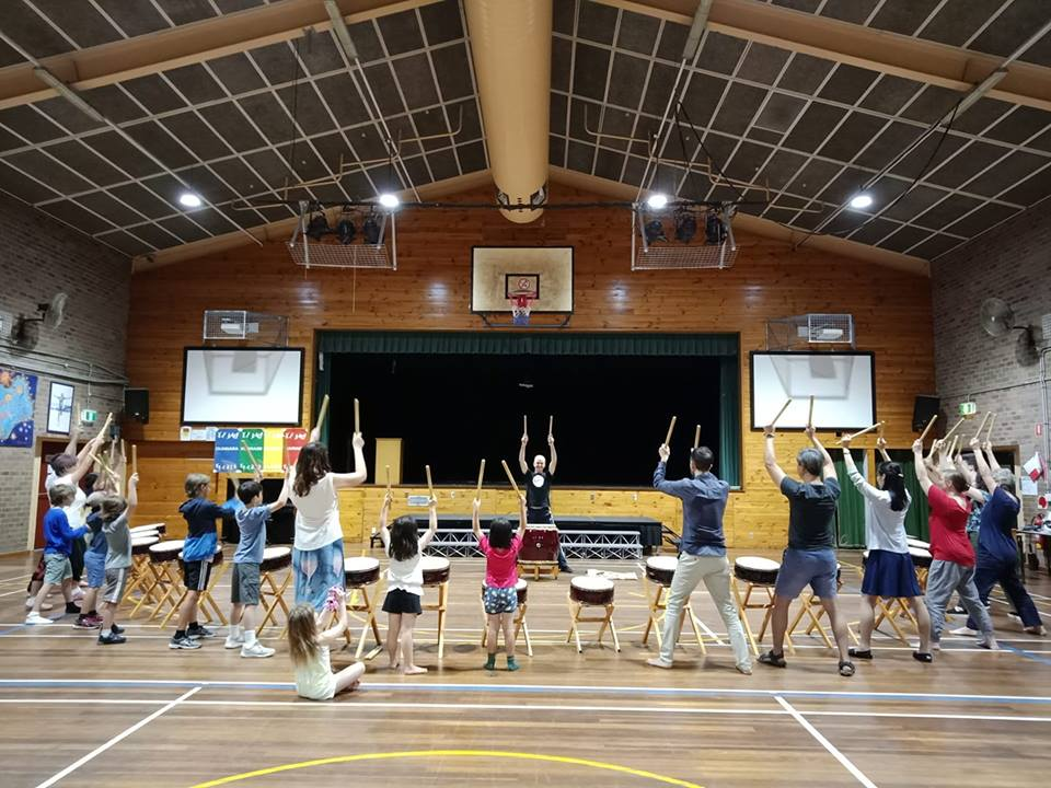 TAIKO SESSION