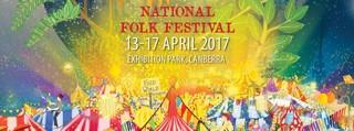 NATIONAL FOLK FESTIVAL 2017