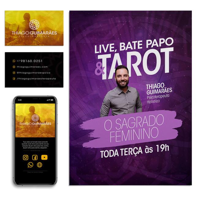 THIAGO GUIMARÃES PSICOTERAPEUTA