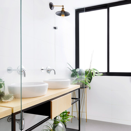 Bathrooms to inspire