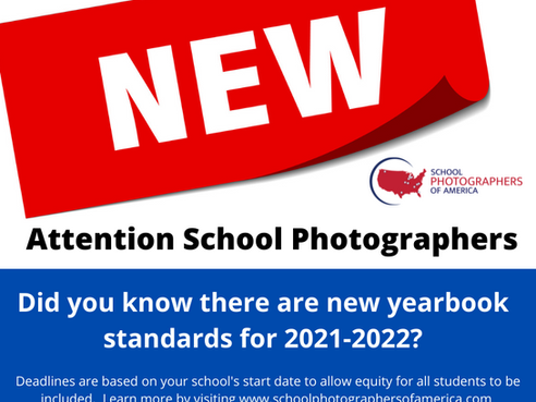 2021-2022 Digital Guidelines & Standards for the Usage and Production of Yearbooks