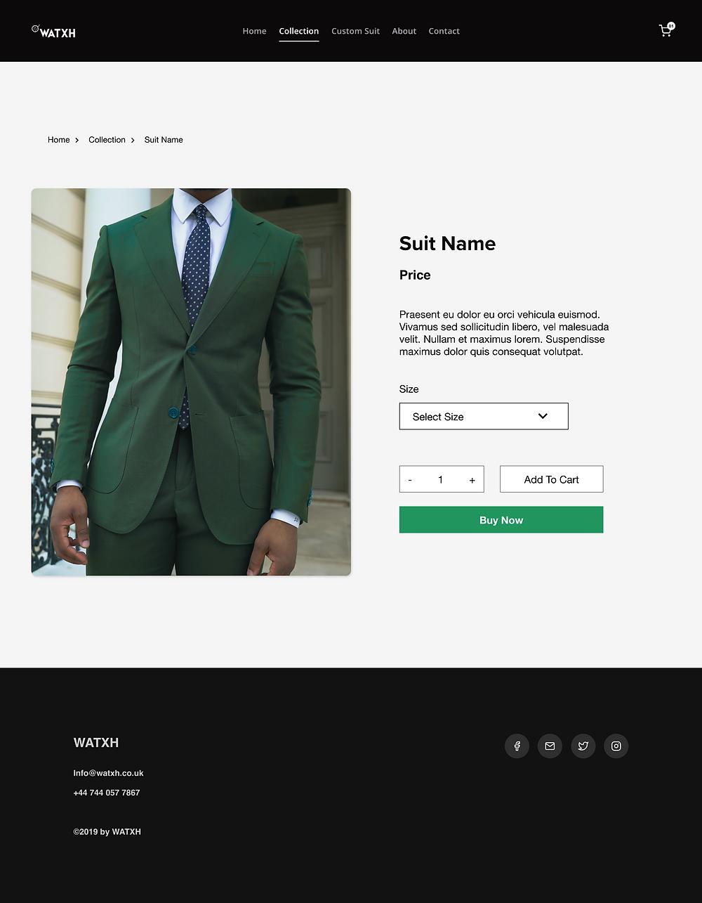 WATXH Product Page