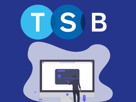 TSB Landing Page and Sign Up Form