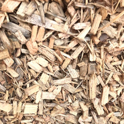 Natural Wood Chips Mulch