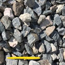 """1 1/2"""" Steel Blue Stone"""