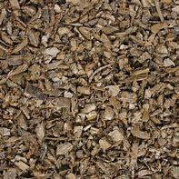 Light Brown Rubber Mulch