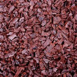 Hemlock Color Rubber Mulch