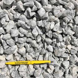 """3/4"""" Marble White Stone"""