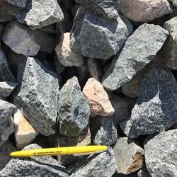 """2""""-4"""" Blue Steel Stone"""