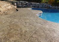 Ready Mix Concrete Pool Pad