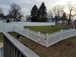 Fence Installations by A&J. We provide free estimates and can install a variety of fences. Wheth