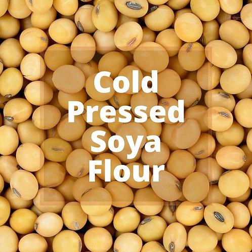 Soya Flour - Cold Pressed - 1 kg