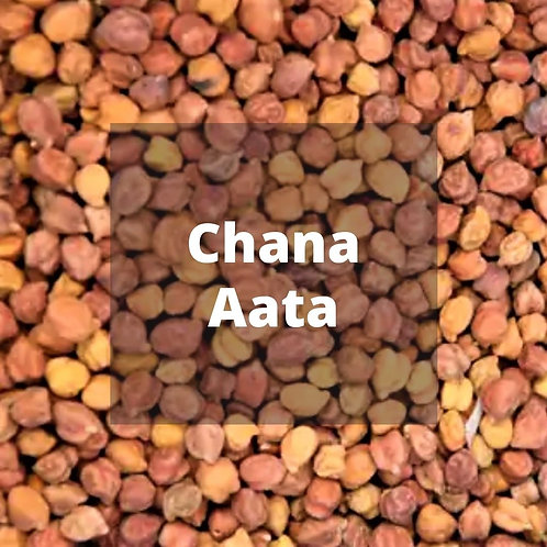 Chana aata
