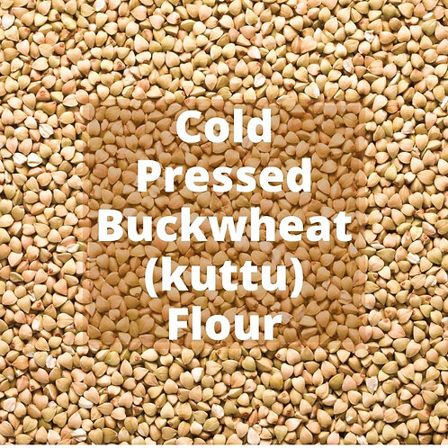 500 gram - Kuttu aata- Buckwheat