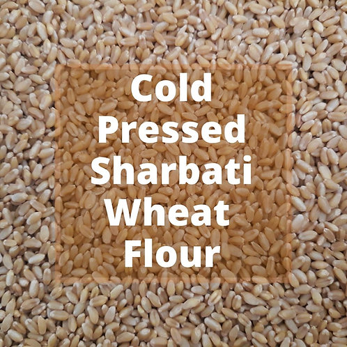 5 kg Premium Sharbati wheat flour