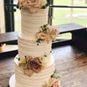 Rustic Textured Floral