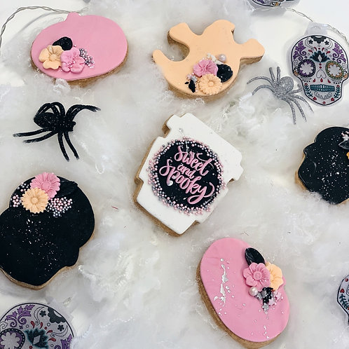 Limited Edition Halloween Cookies