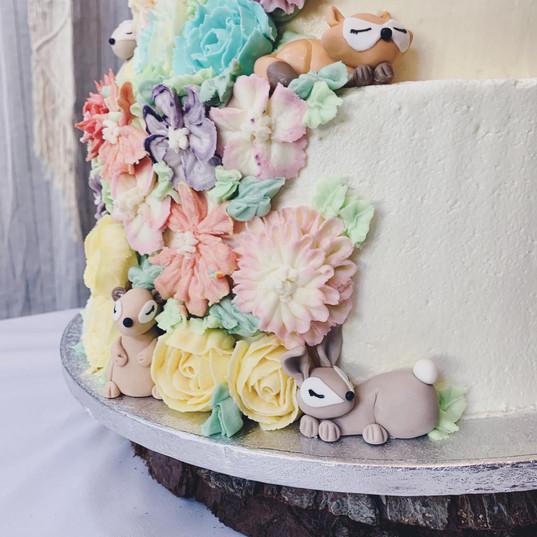 Woodland Wedding Detail