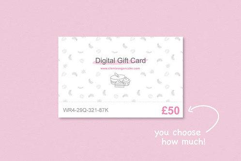 Gift Card £5