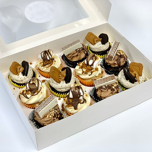 Luxury Mix and Match Cupcakes