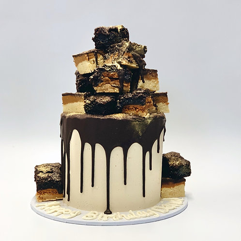The EVERYTHING Stack Cake!