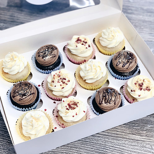 Mix and Match Cupcakes (Gluten Free)